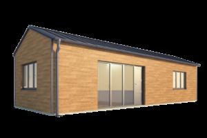 RMG modulový domček varianta Large