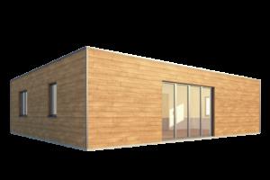 RMG modulový domček varianta Dvojmodul