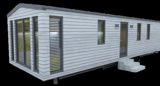 Celoročný mobilný dom POLAR KERRAFRONT